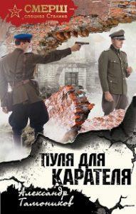 Александр Тамоников - Пуля для карателя