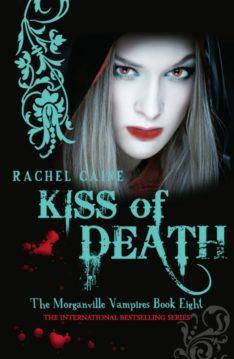 Рейчел Кейн - Поцелуй смерти