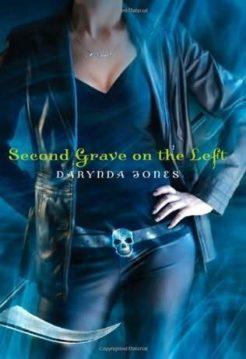 Даринда Джонс - Вторая могила слева (ЛП)