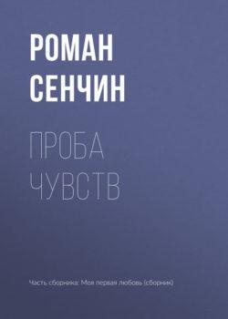 Роман Сенчин - Проба чувств
