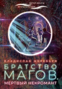 Владислав Жеребьёв - Братство магов. Мертвый некромант