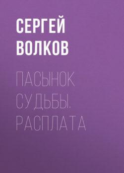 Сергей Волков - Пасынок судьбы. Расплата